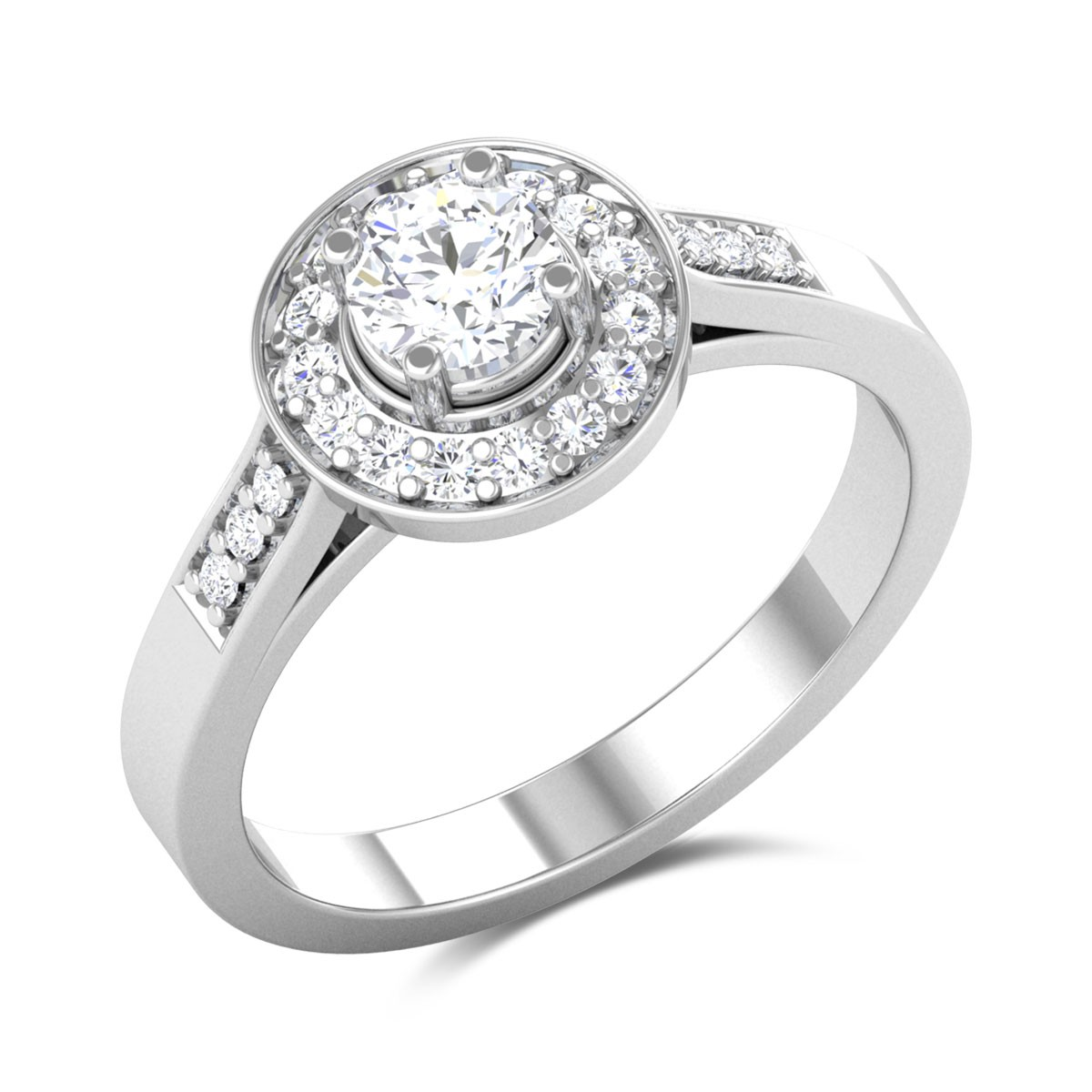 Kolleen Solitaire Ring