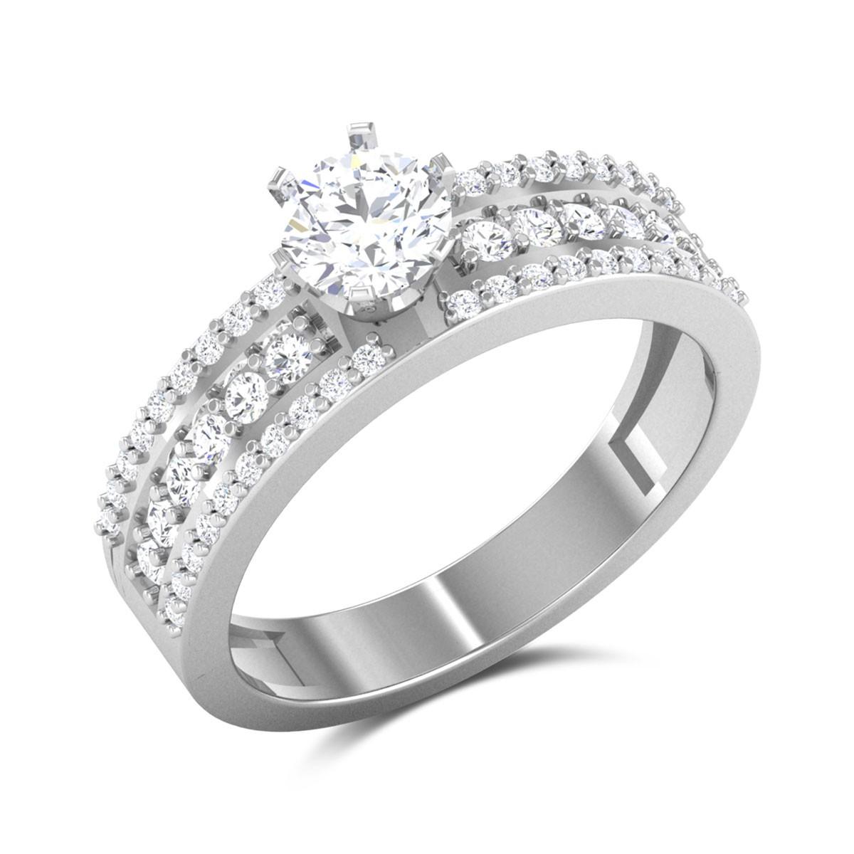 Ilene Royal 6 Prong Solitaire Ring