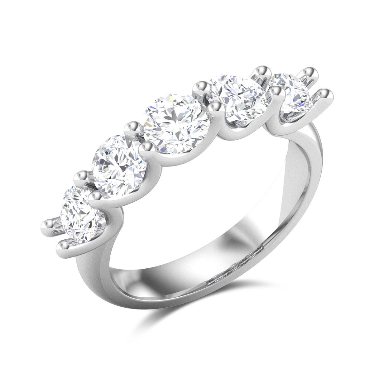 Loving Forever Solitaire Ring