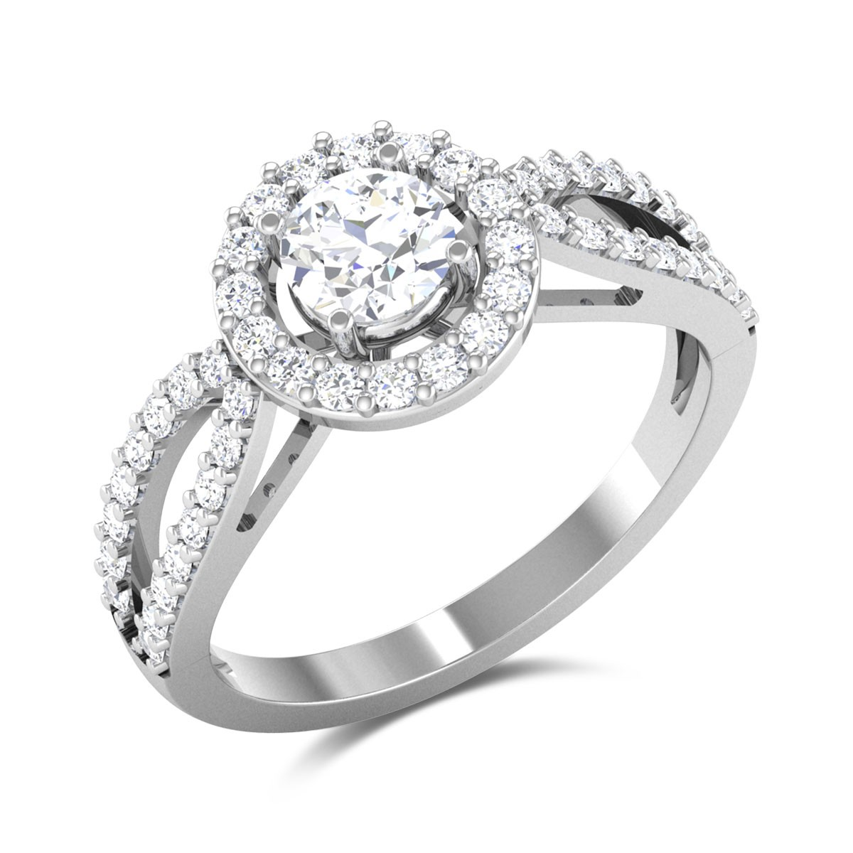 Chandani Solitaire Ring