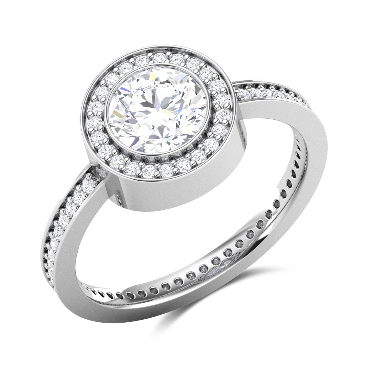 Walden Solitaire Ring