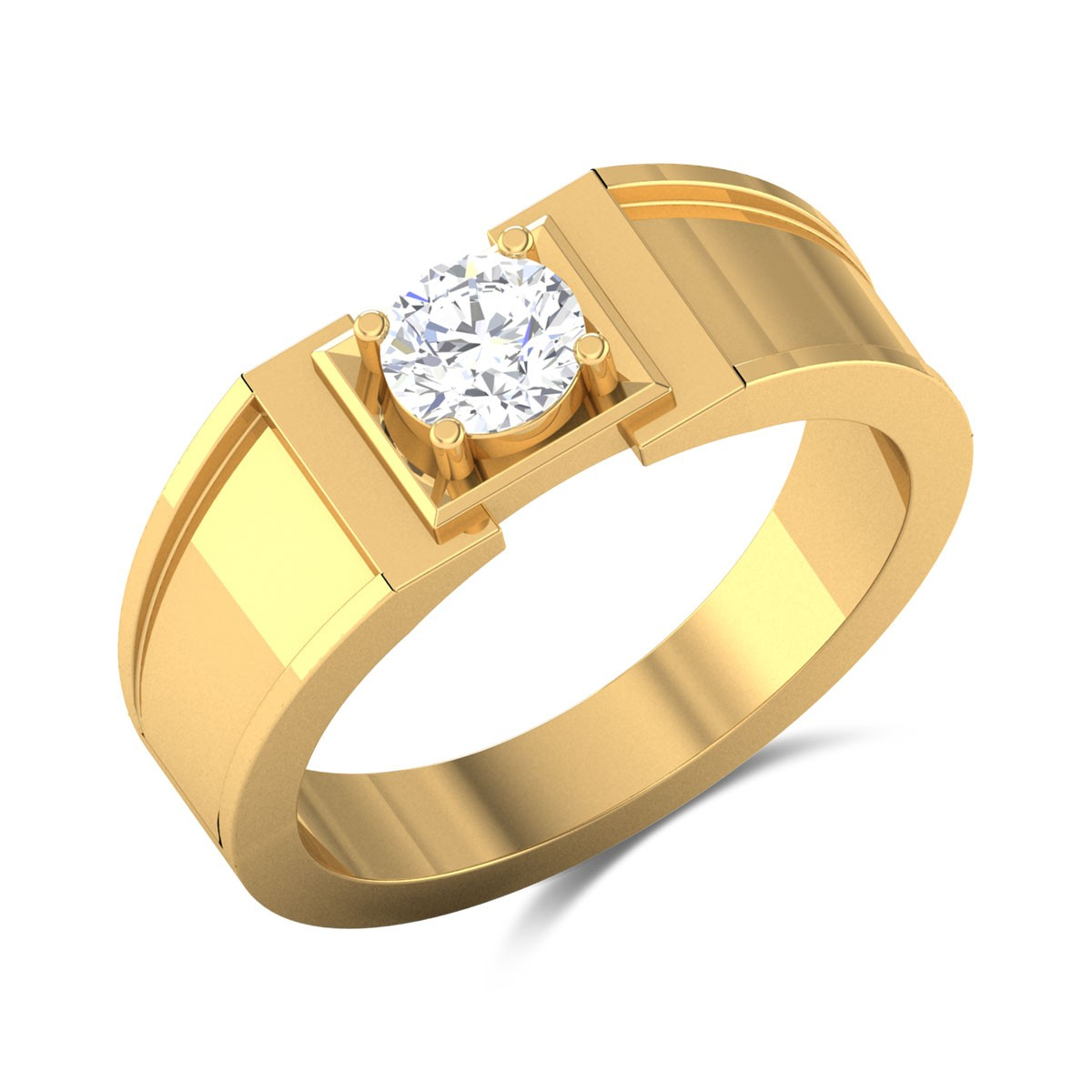 Raoul Solitaire Ring