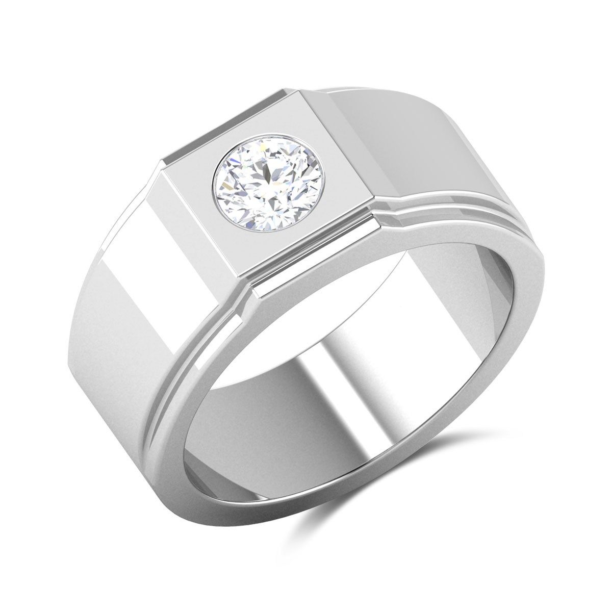 Giana Solitaire Ring