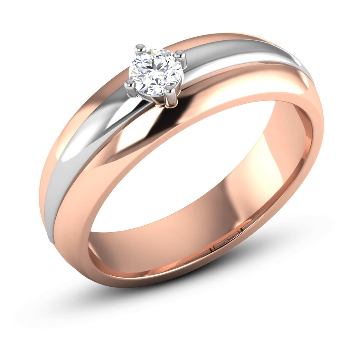 Urian Solitaire Ring