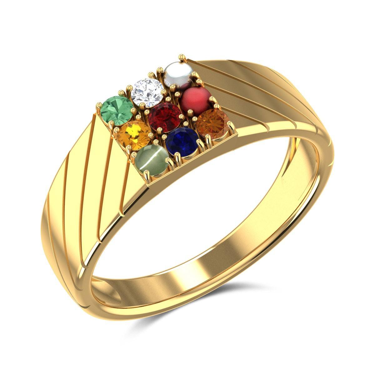 Branwen Navratna Ring