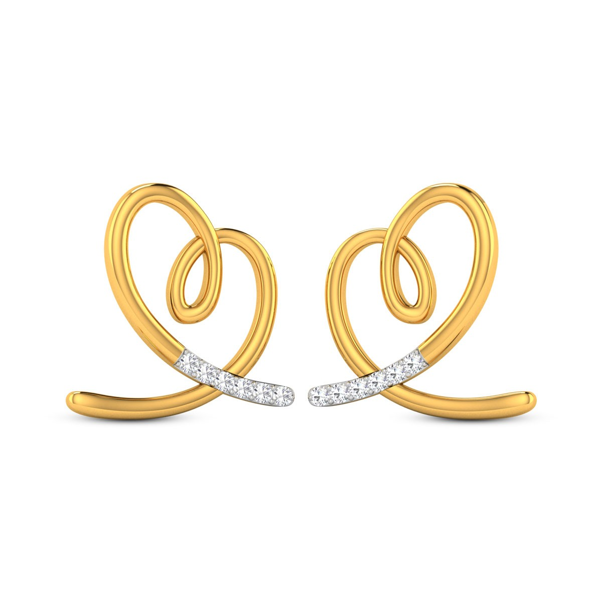 Hermoine Diamond Earrings