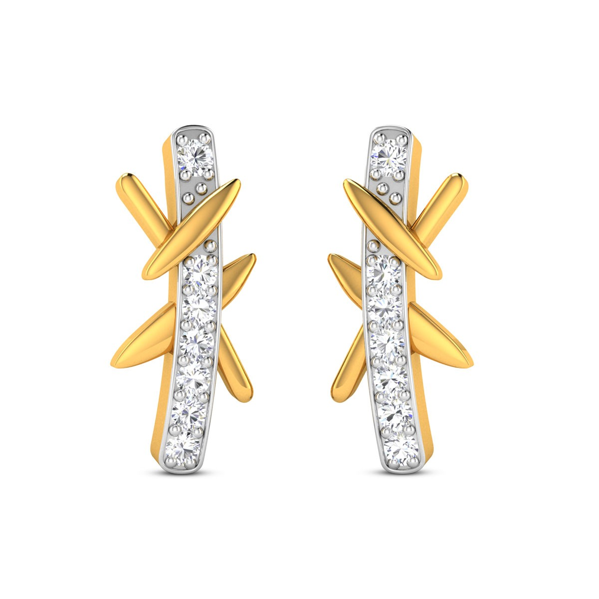 Eavan Diamond Earrings