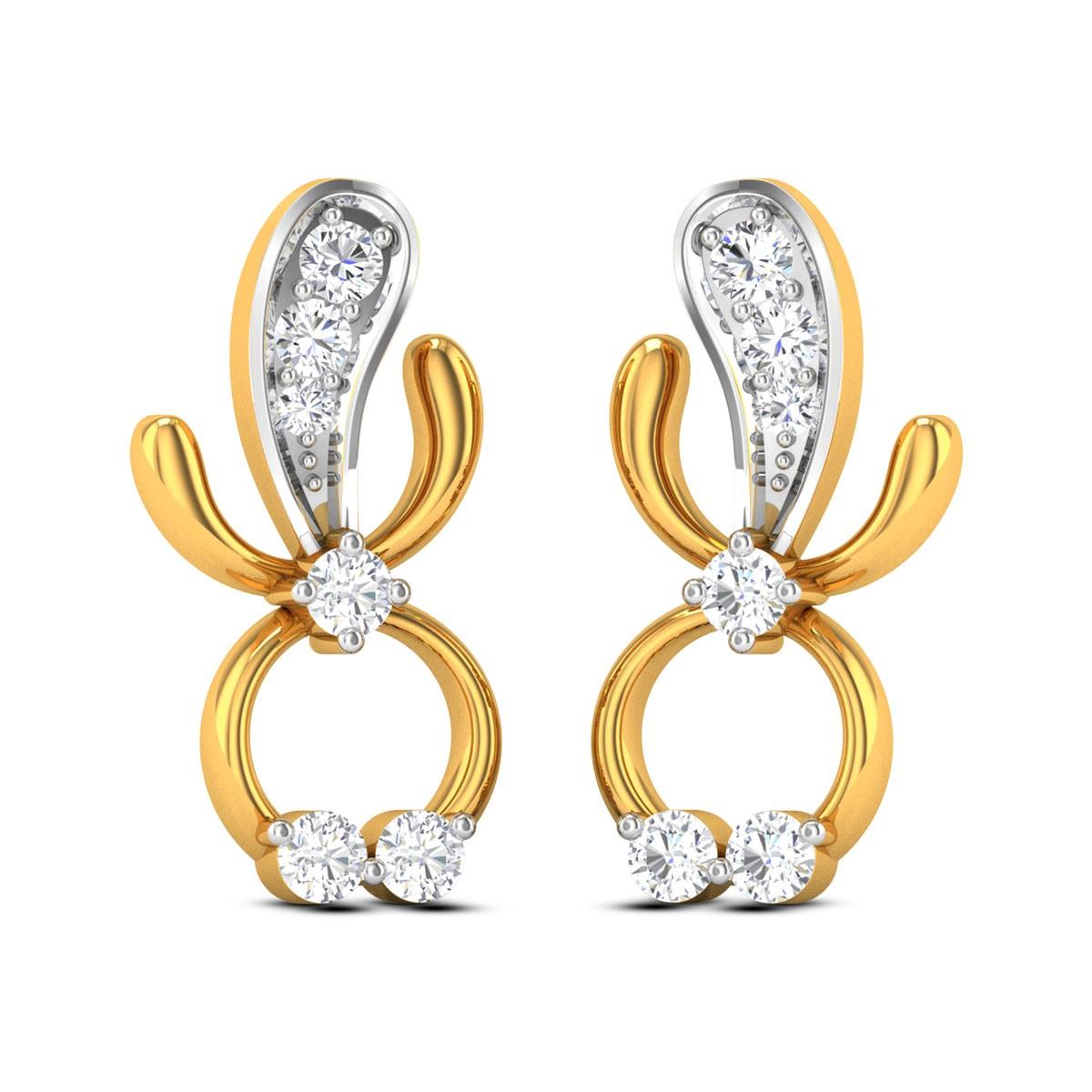 Heloise Diamond Earrings
