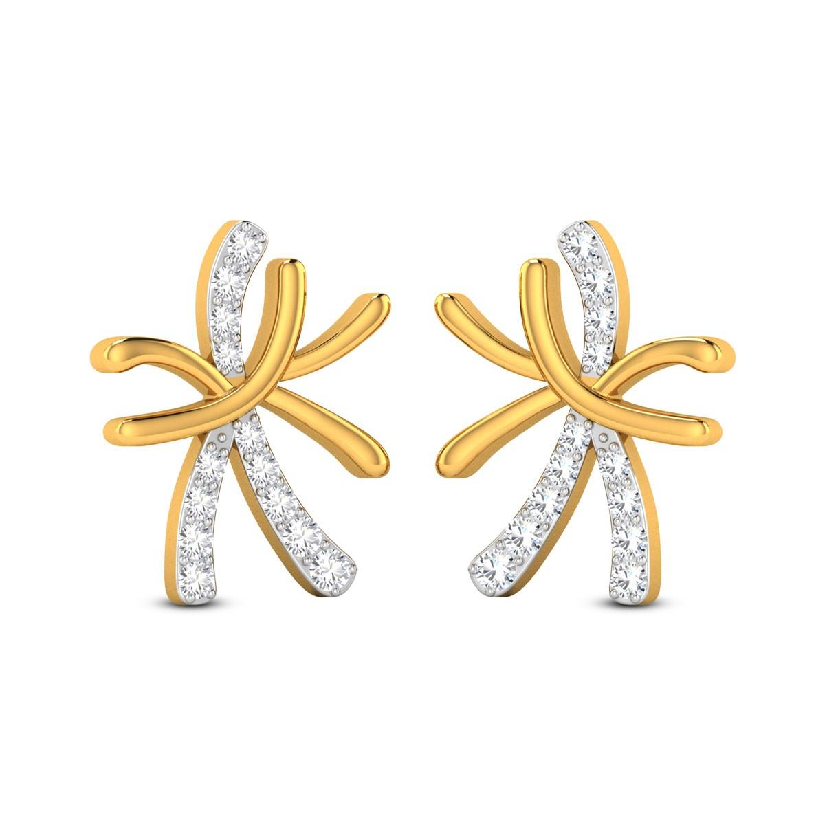 Reverie Diamond Earrings
