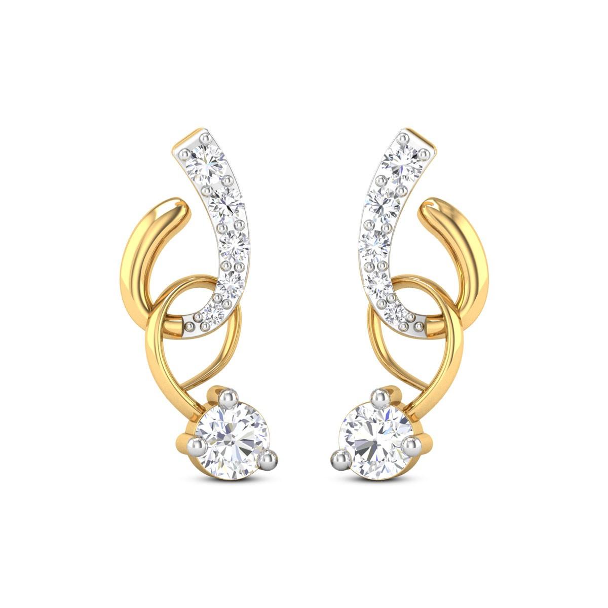 Ophelia Diamond Earrings