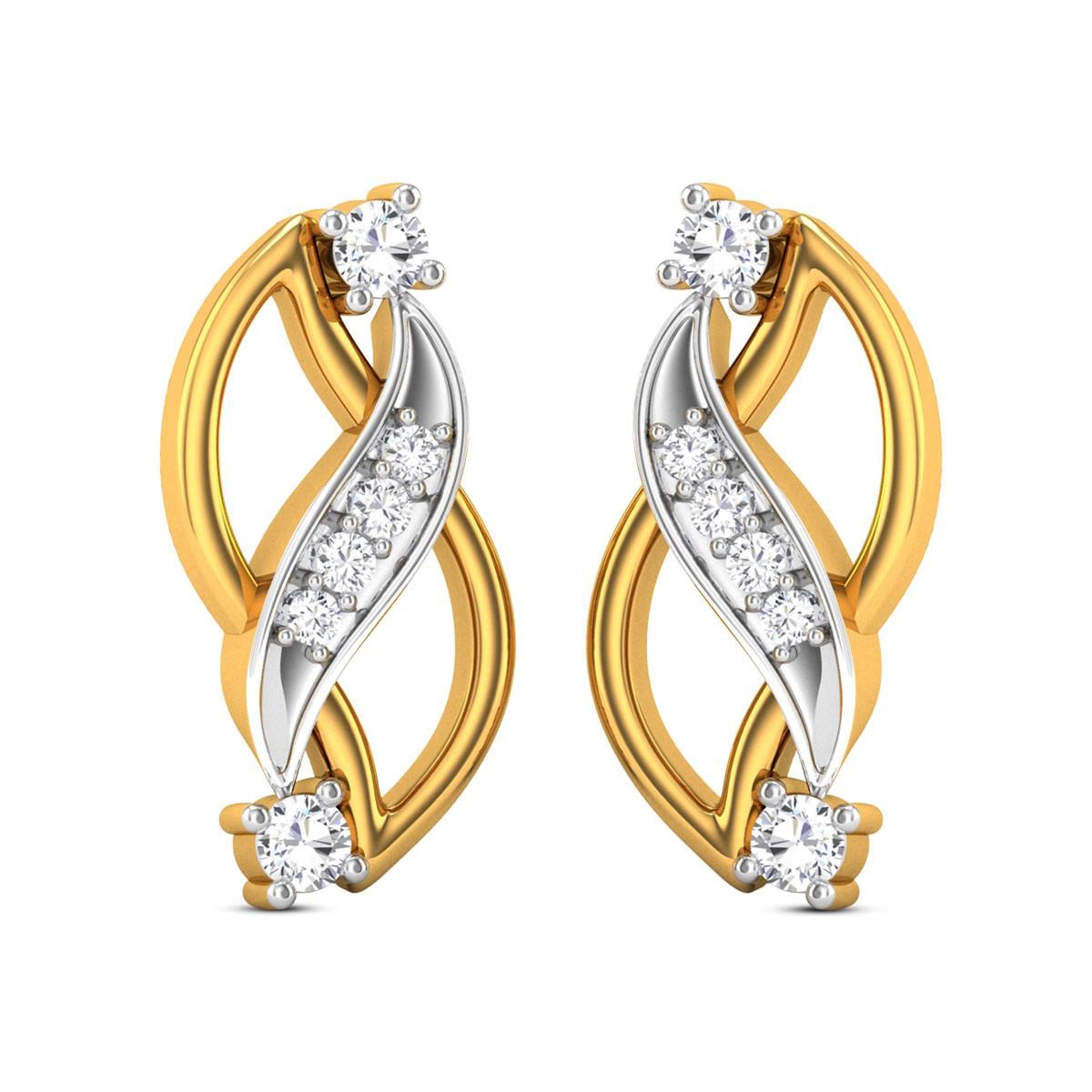 Nona Diamond Earrings