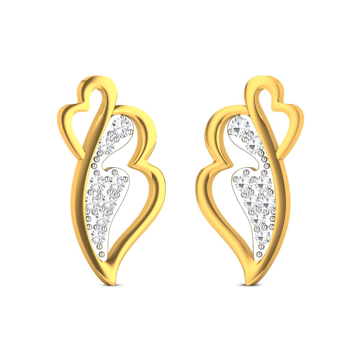 Callista Diamond Earrings