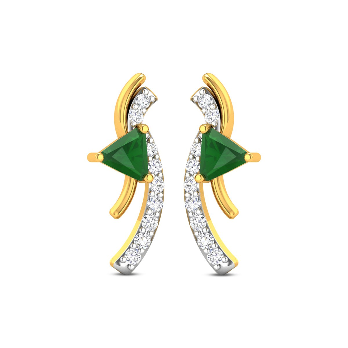Florence Diamond Earrings