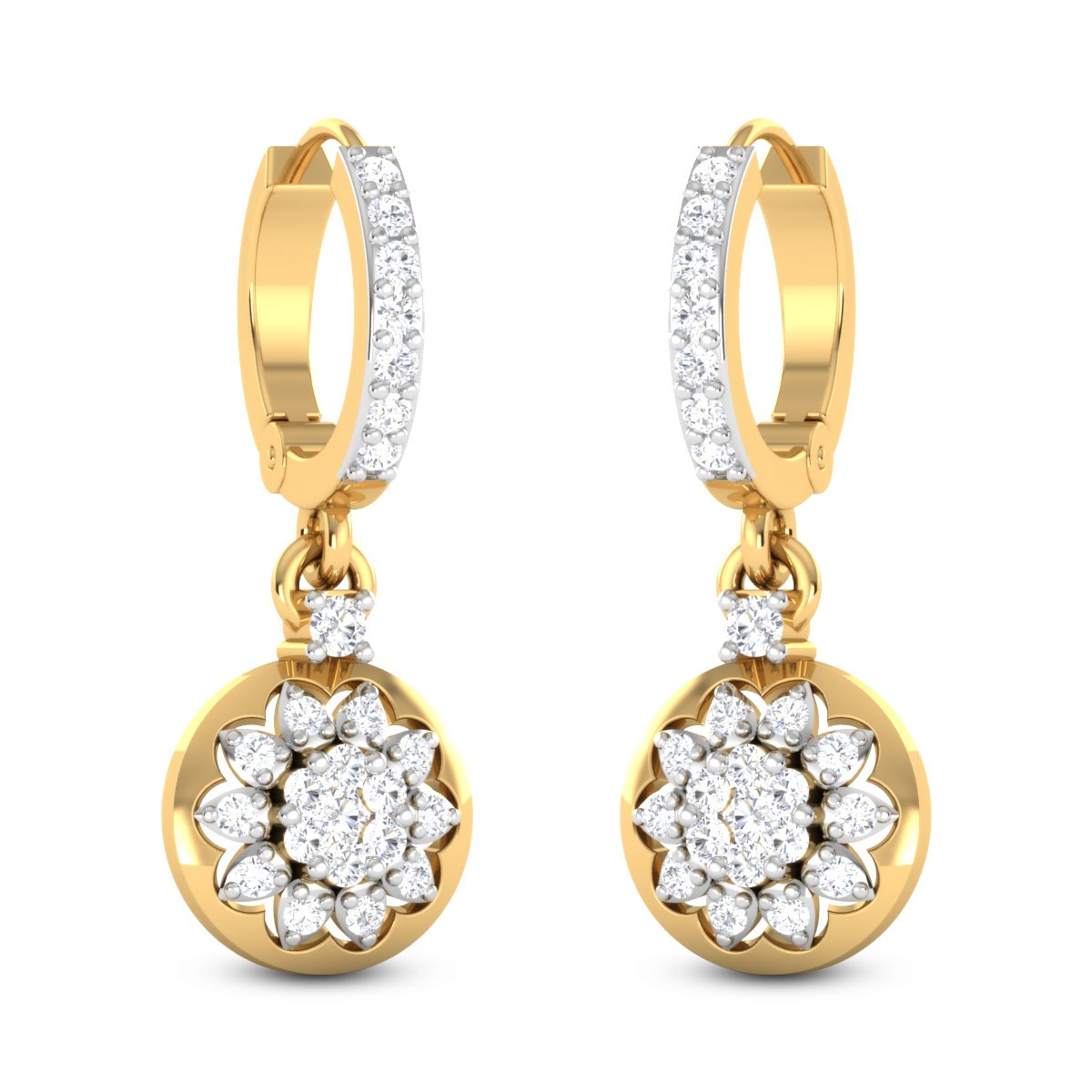 Cantata Diamond Earrings