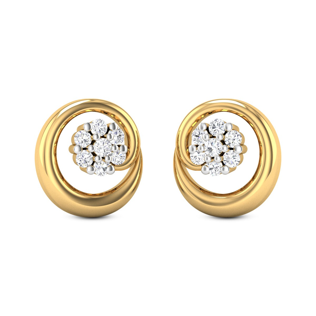 Aneira Diamond Earrings