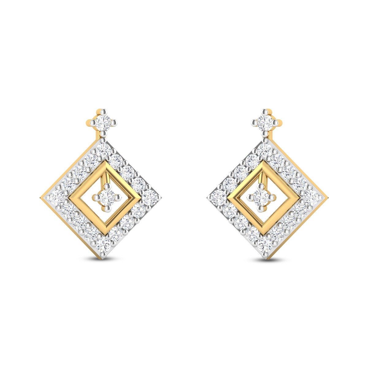 Adney Diamond Earrings