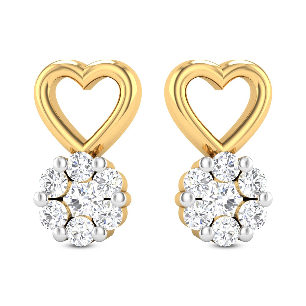 Andrea Diamond Earrings