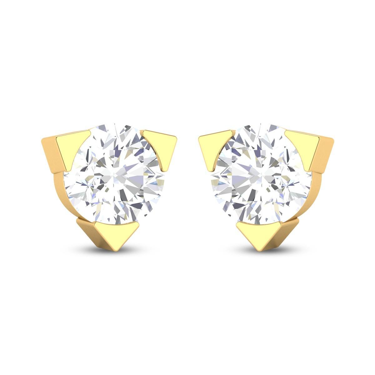 Sharina Diamond Earrings