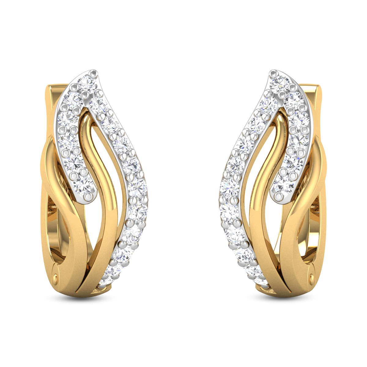 Rhiannon Diamond Earrings
