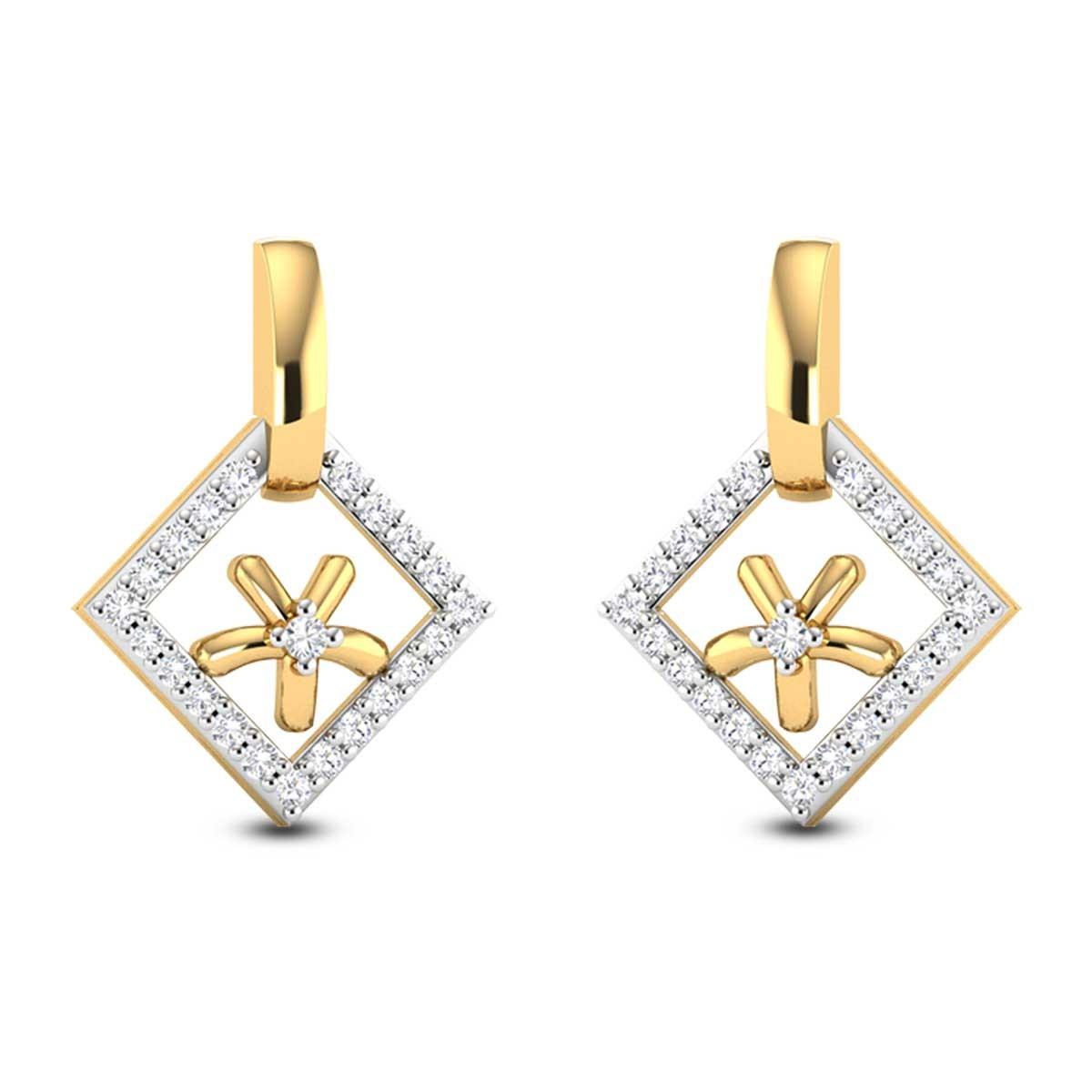 Romilly Diamond Earrings