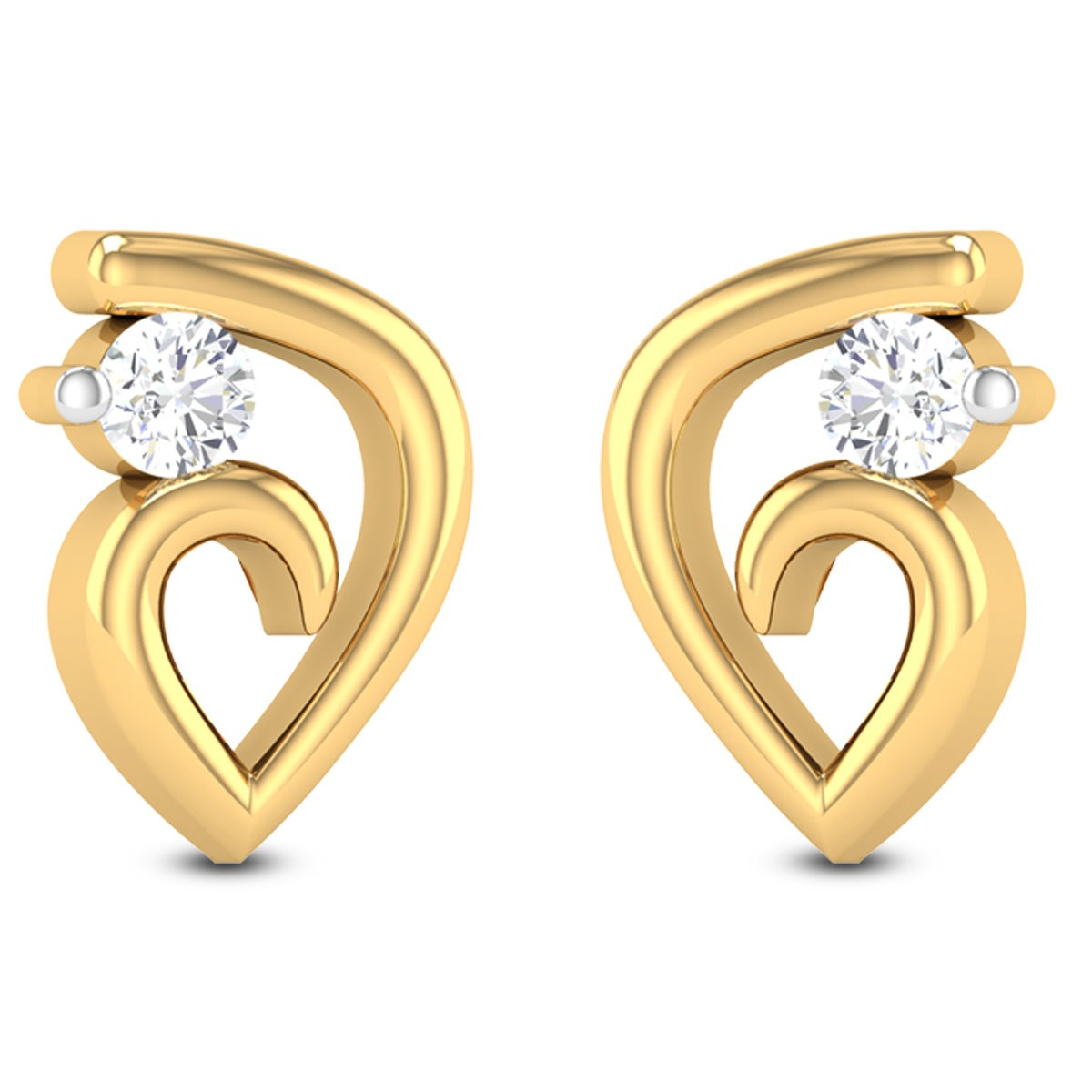 Claudia Diamond Earrings