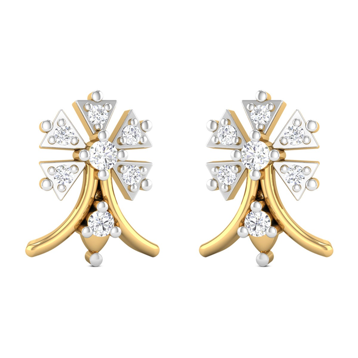 Octavia Diamond Earrings