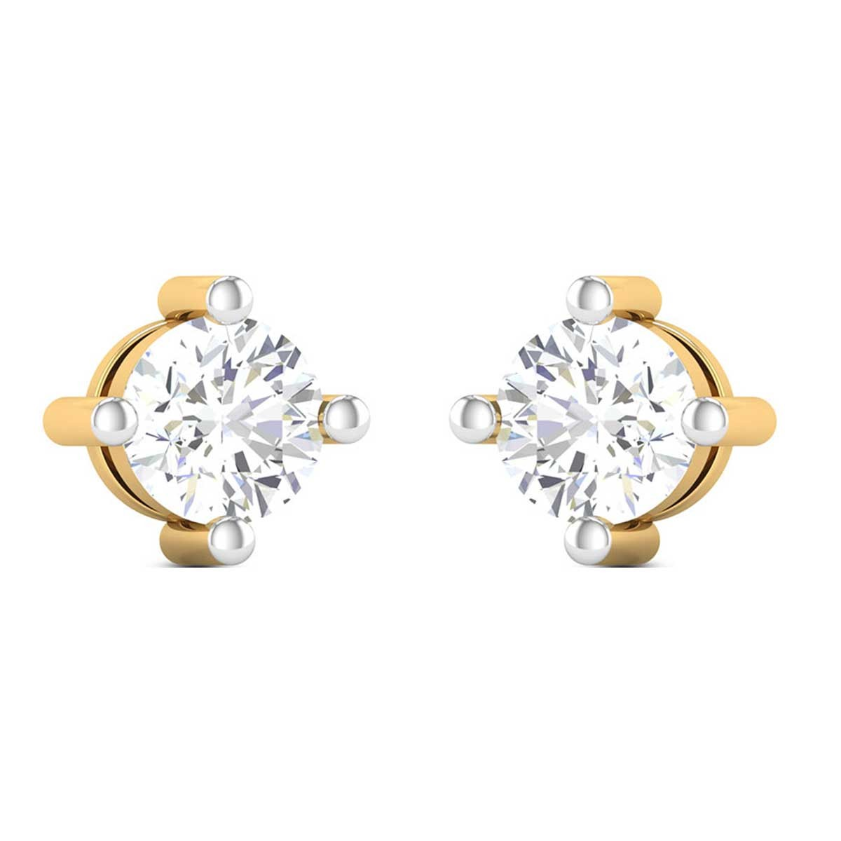 De-Ja-Voo Diamond Earrings