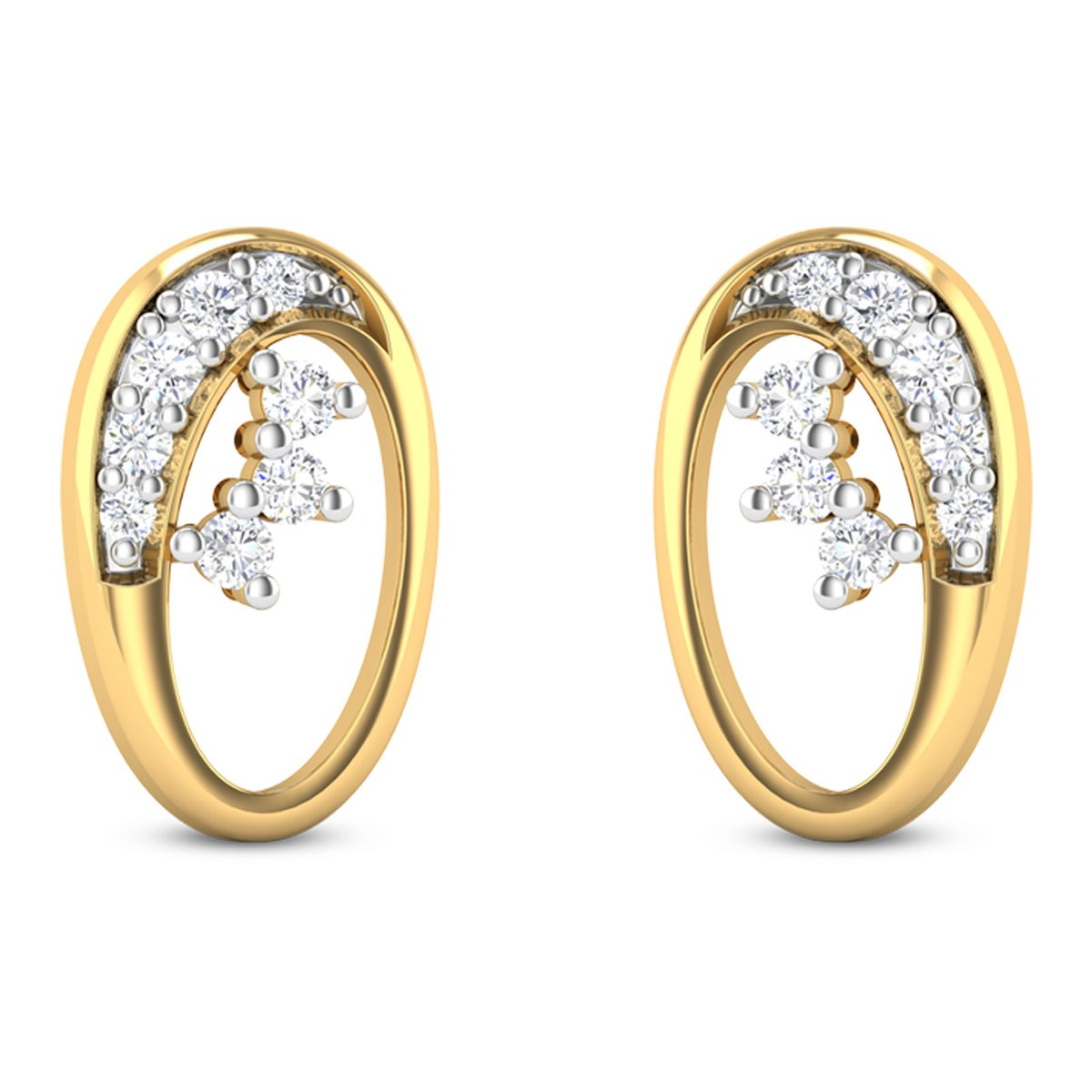 Kacie Diamond Earrings