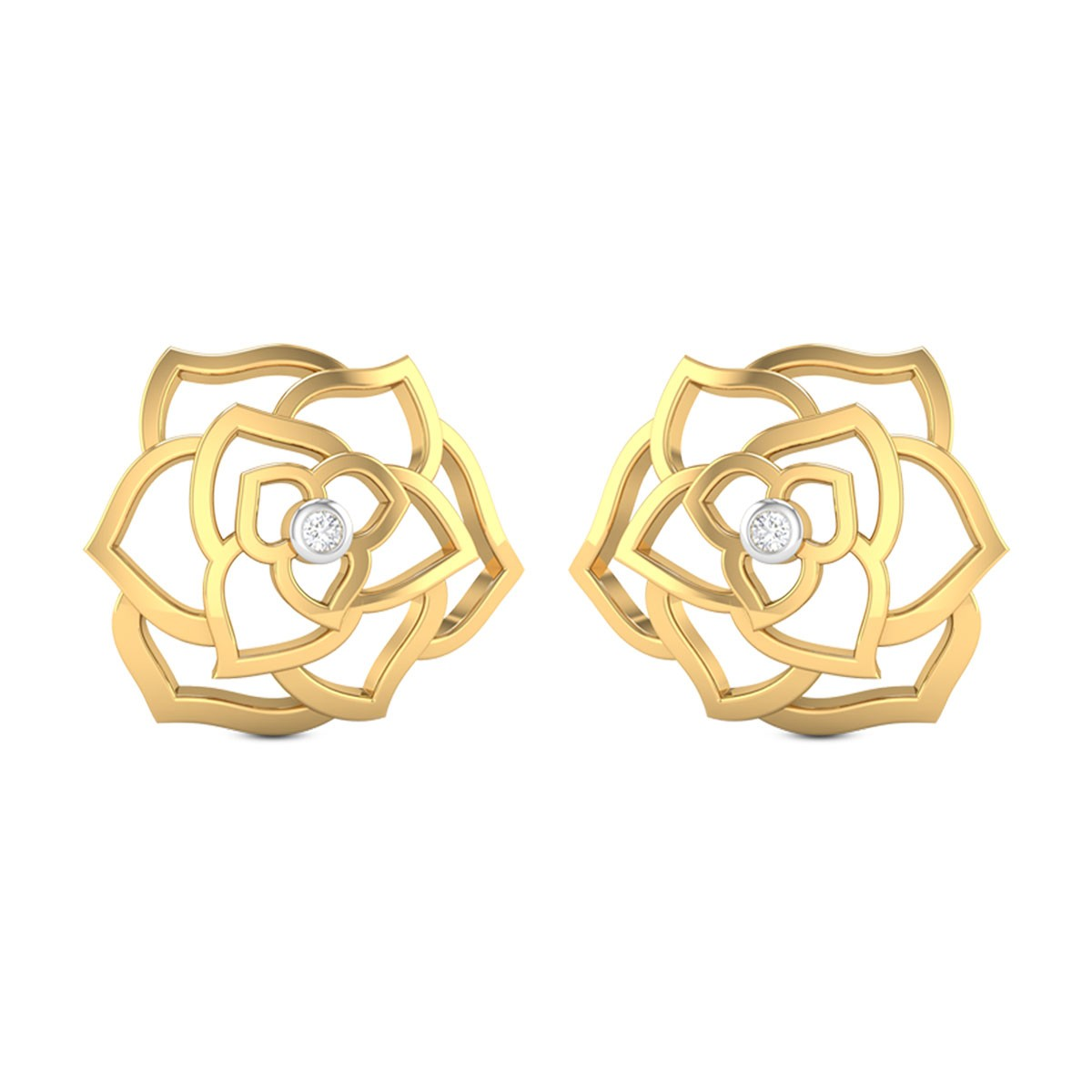 Mebel Diamond Earrings