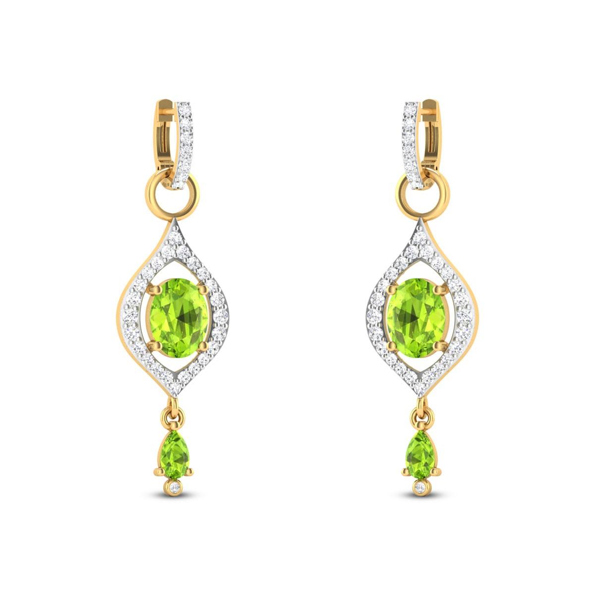 Shiri Diamond Earrings