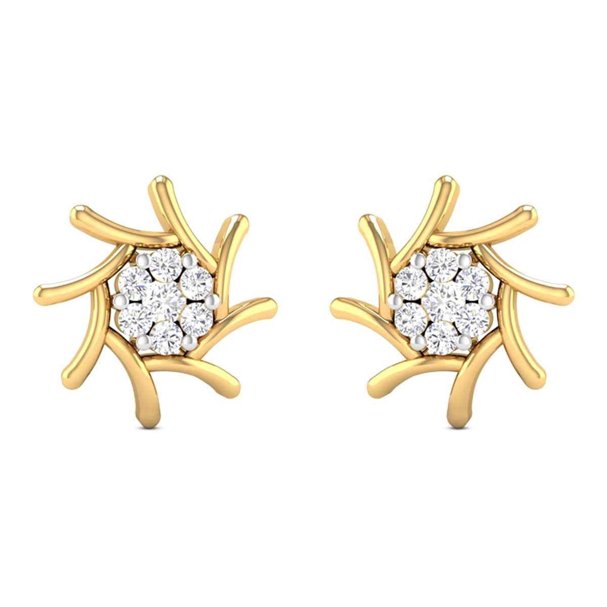Jodi Diamond Earrings