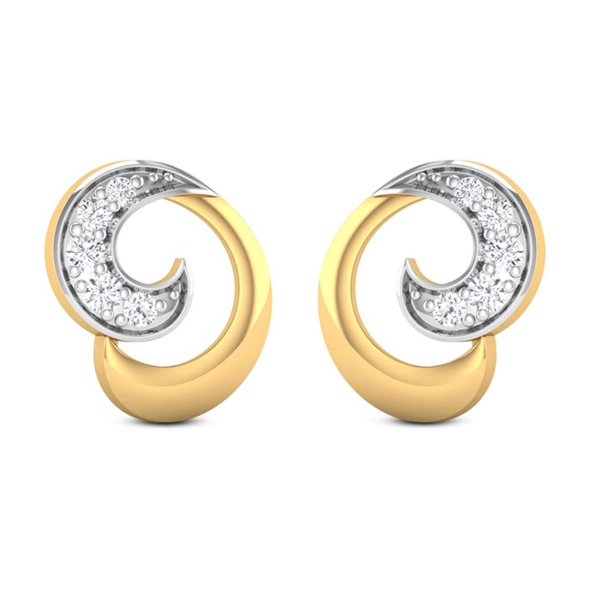 Kina Diamond Earrings