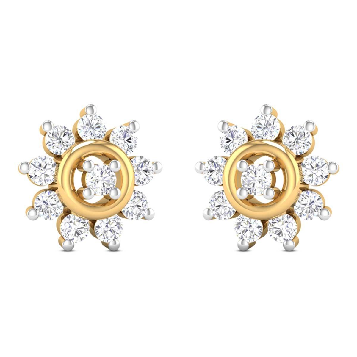 Falak Diamond Earrings