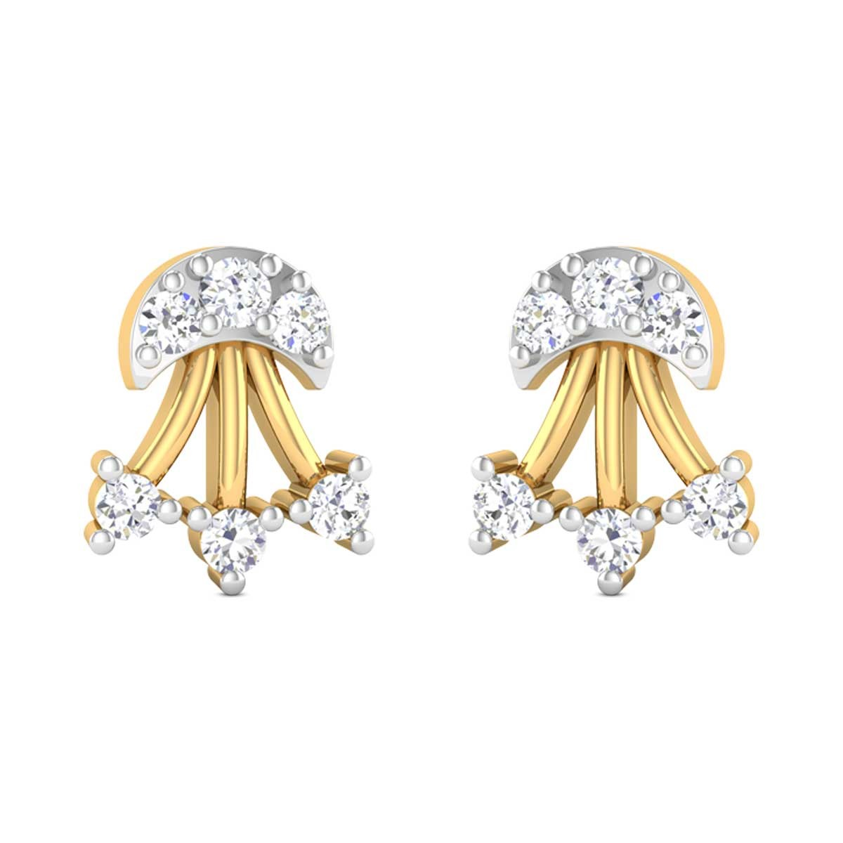 Kashira Diamond Earrings