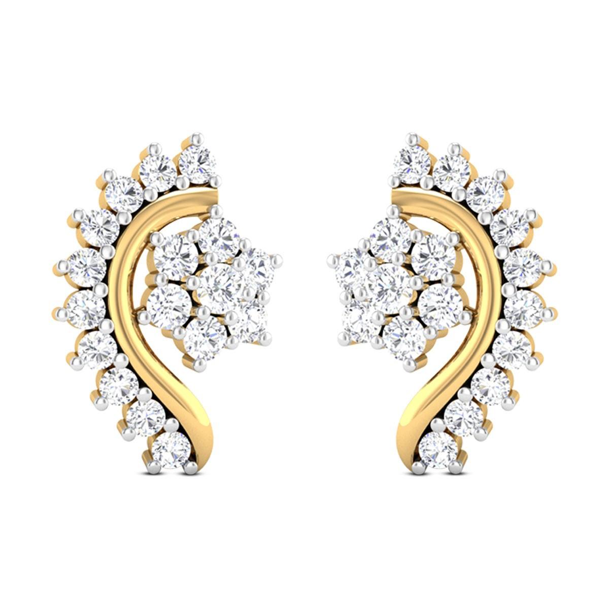 La Amis Diamond Earrings