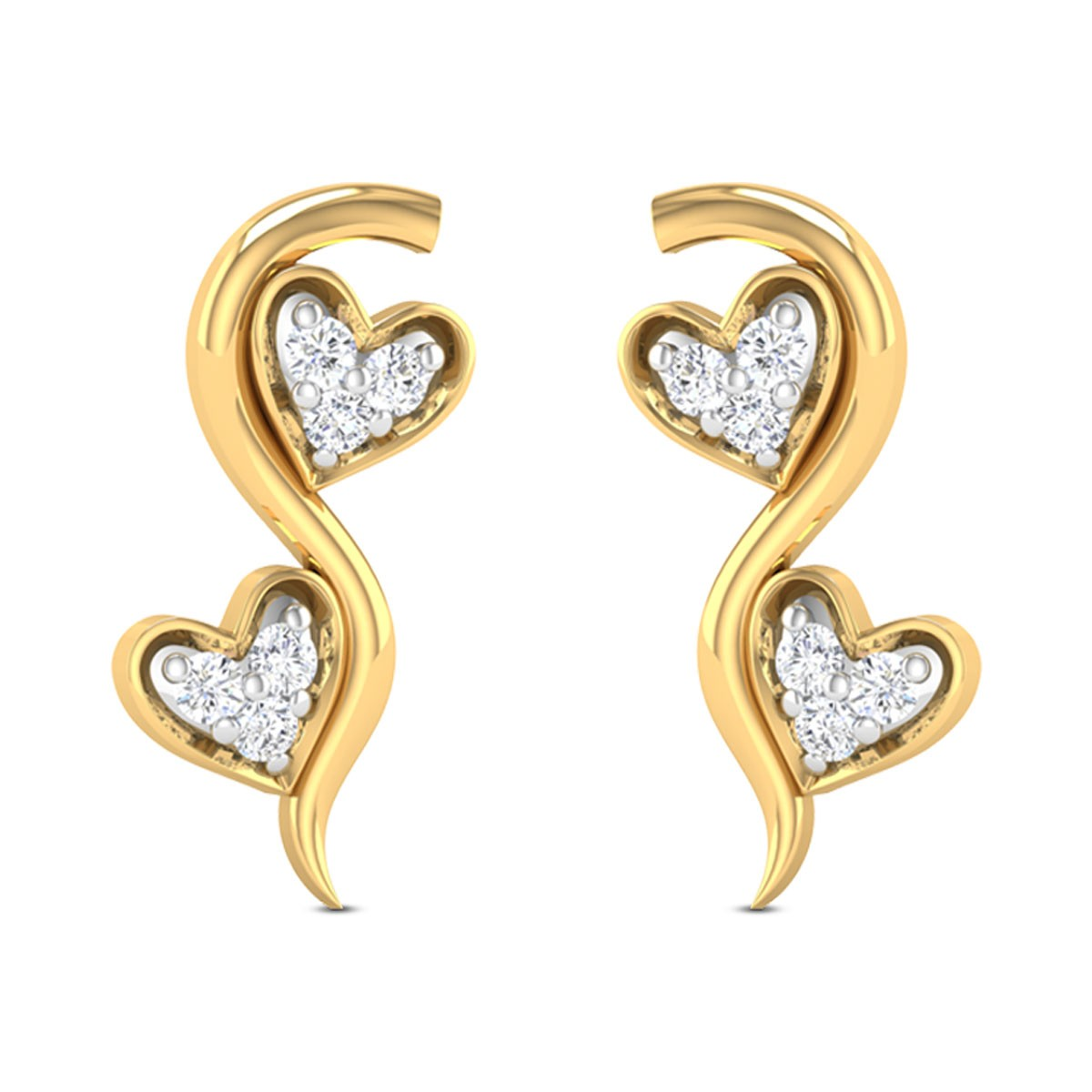 Cuba Diamond Earrings