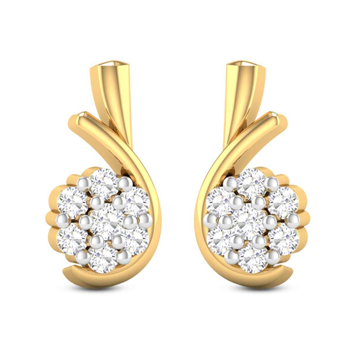 Fawn Diamond Earrings