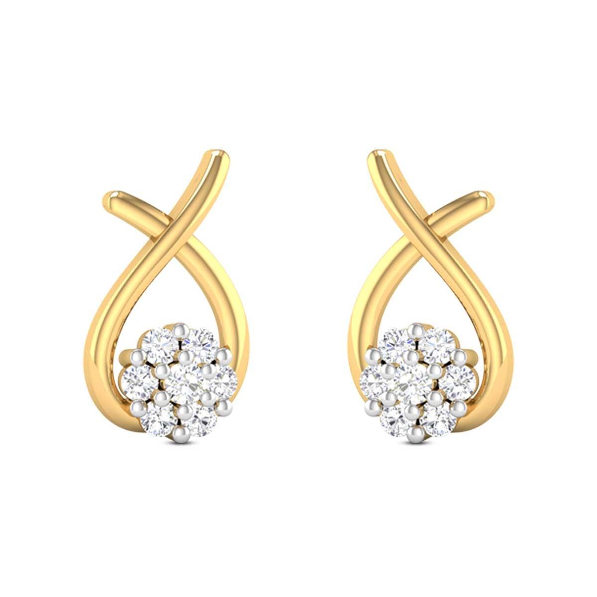 Gigi Diamond Earrings