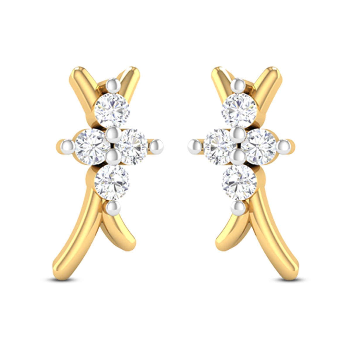 Ria Diamond Earrings