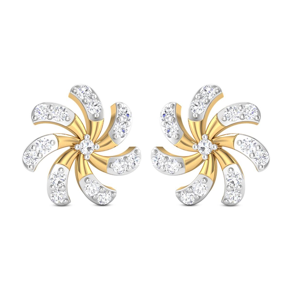 Floramaria Stud Earrings