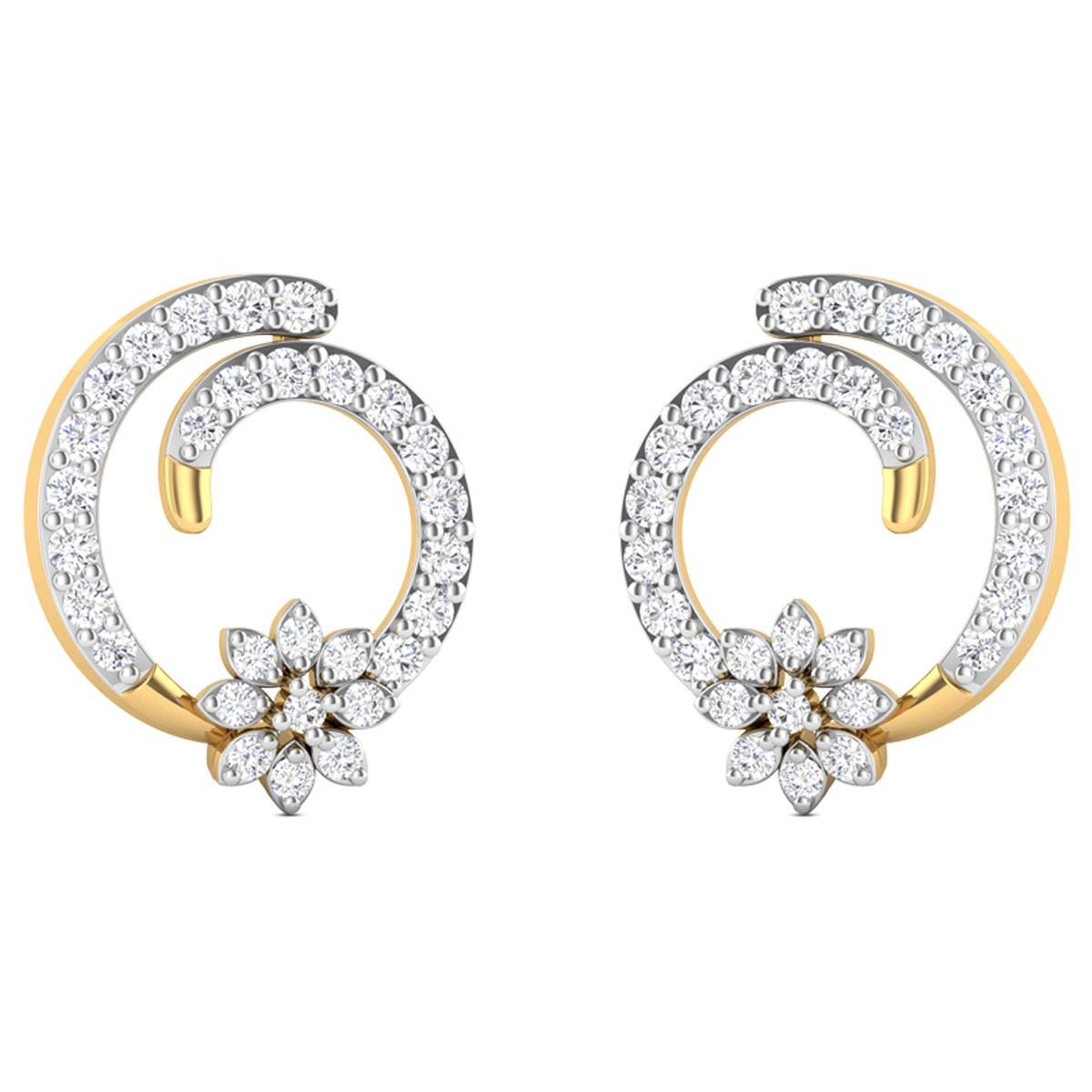Sameen Diamond Earrings