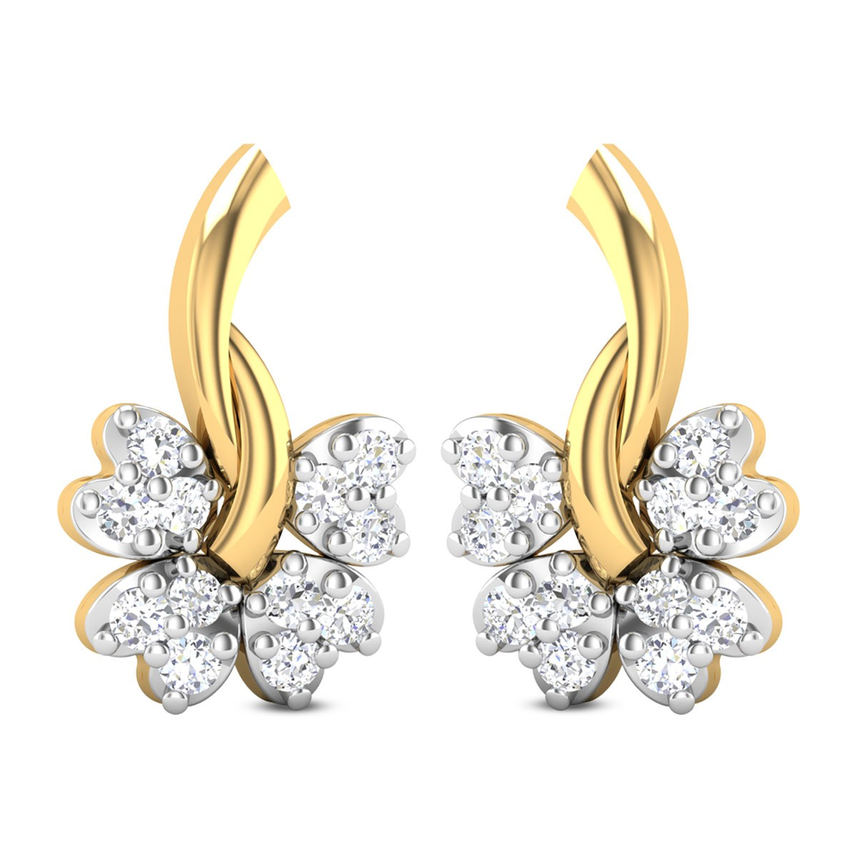 Raha Diamond Earrings