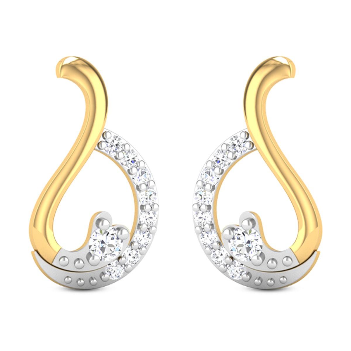 Lola Diamond Earrings