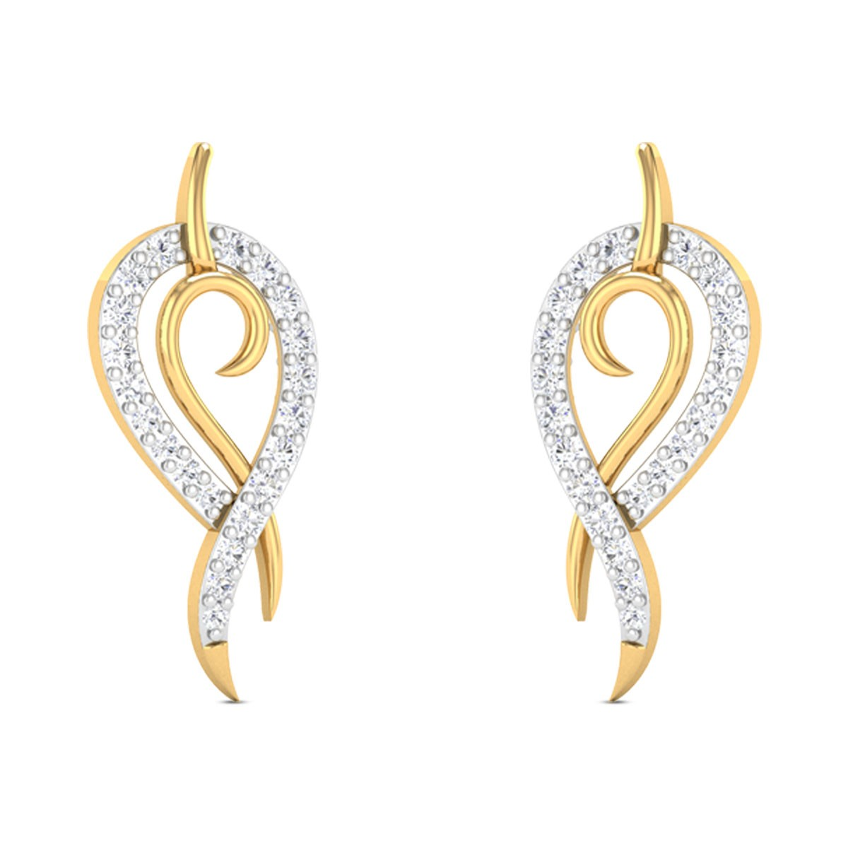 Hawa Diamond Earrings