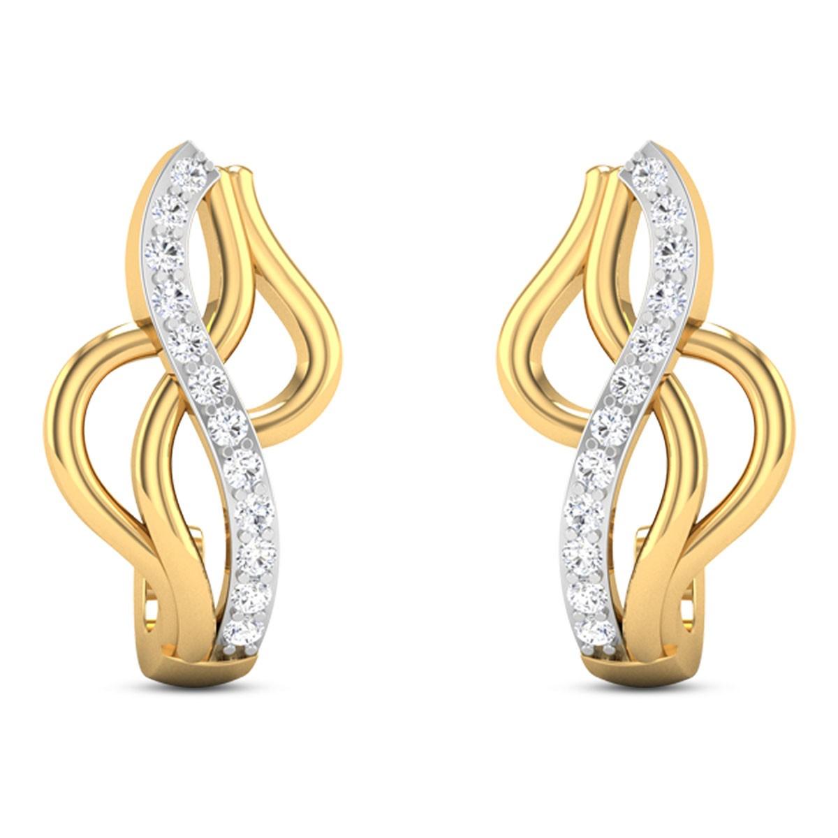 Ebba Diamond Earrings