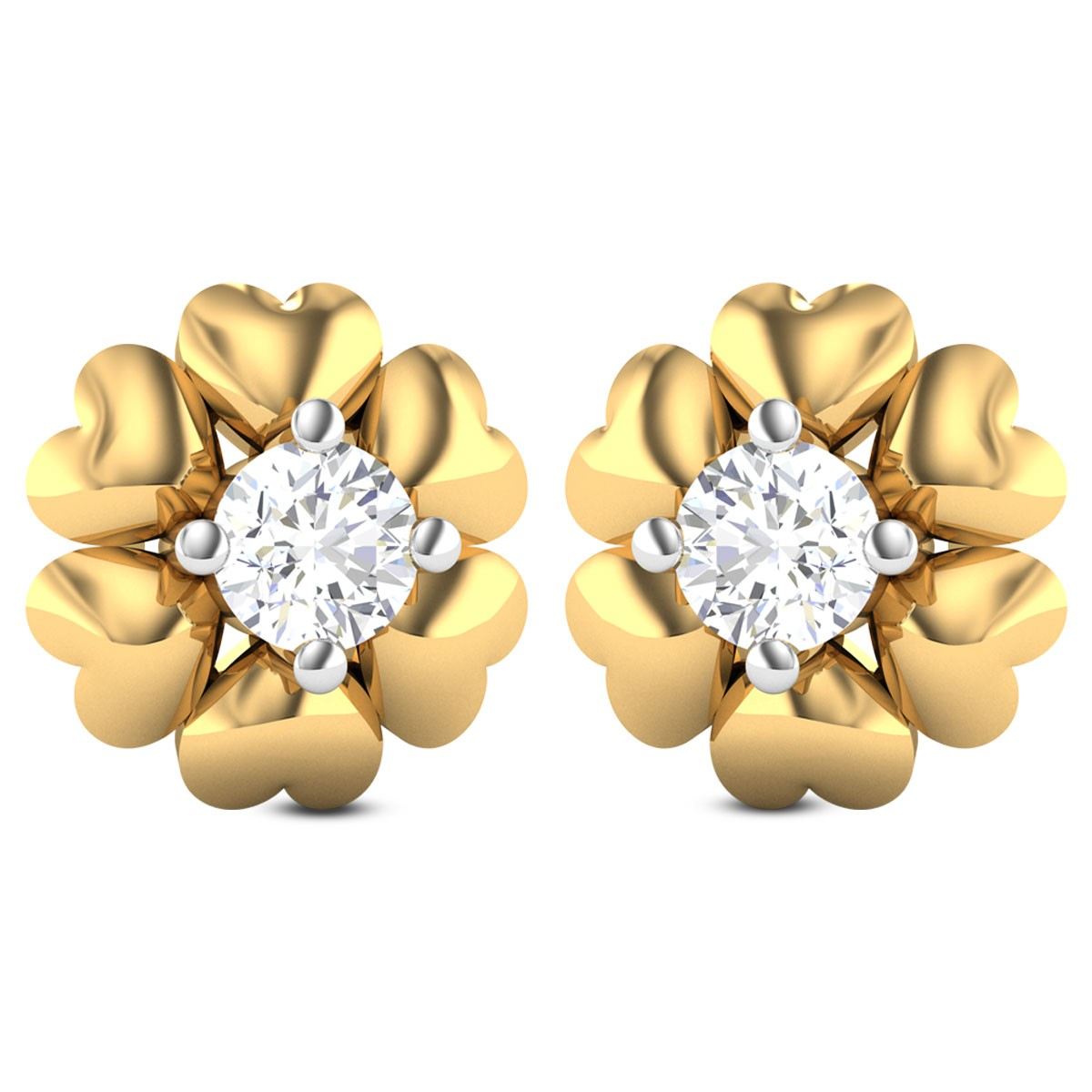 Melody Diamond Earrings