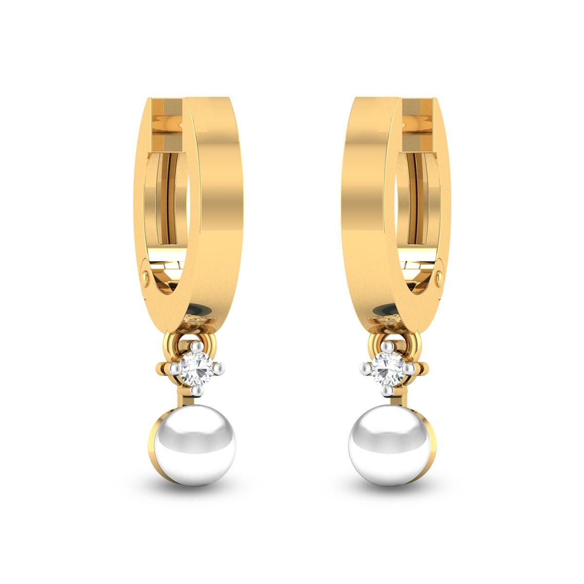 Mignonette Hoop Earrings