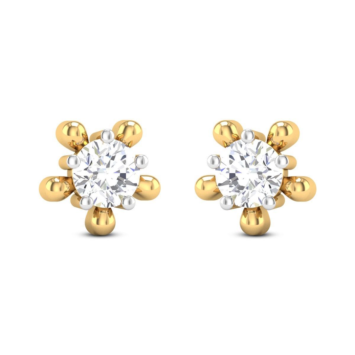 Tej Diamond Earrings