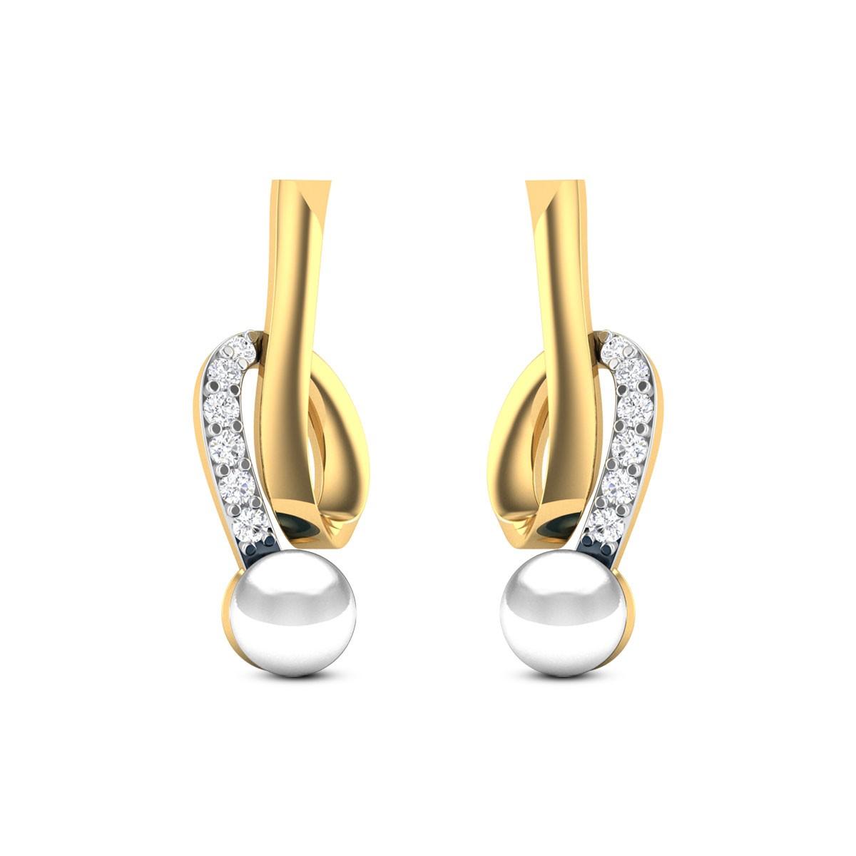 Hercules Stud Earrings