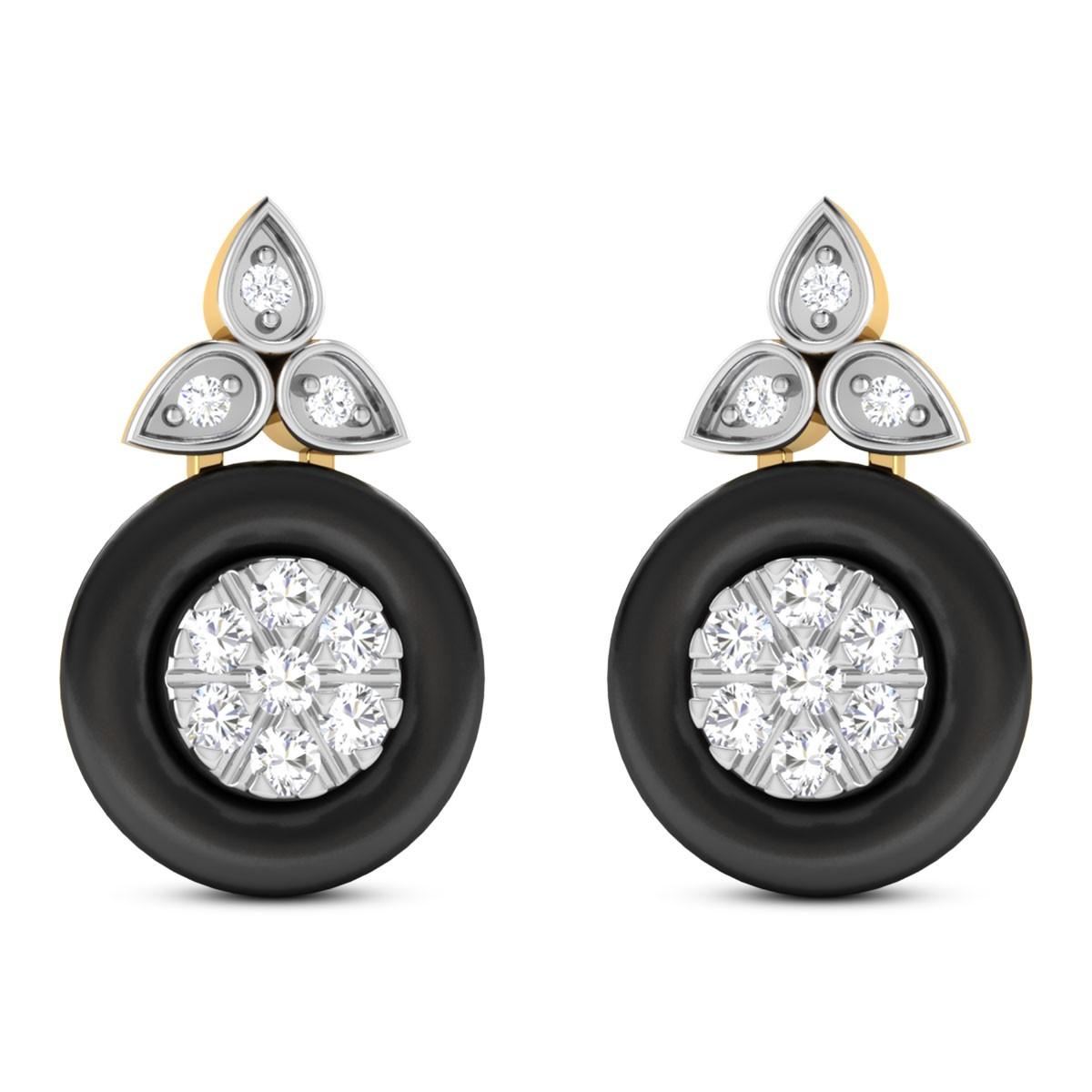 Illyria Diamond Earrings